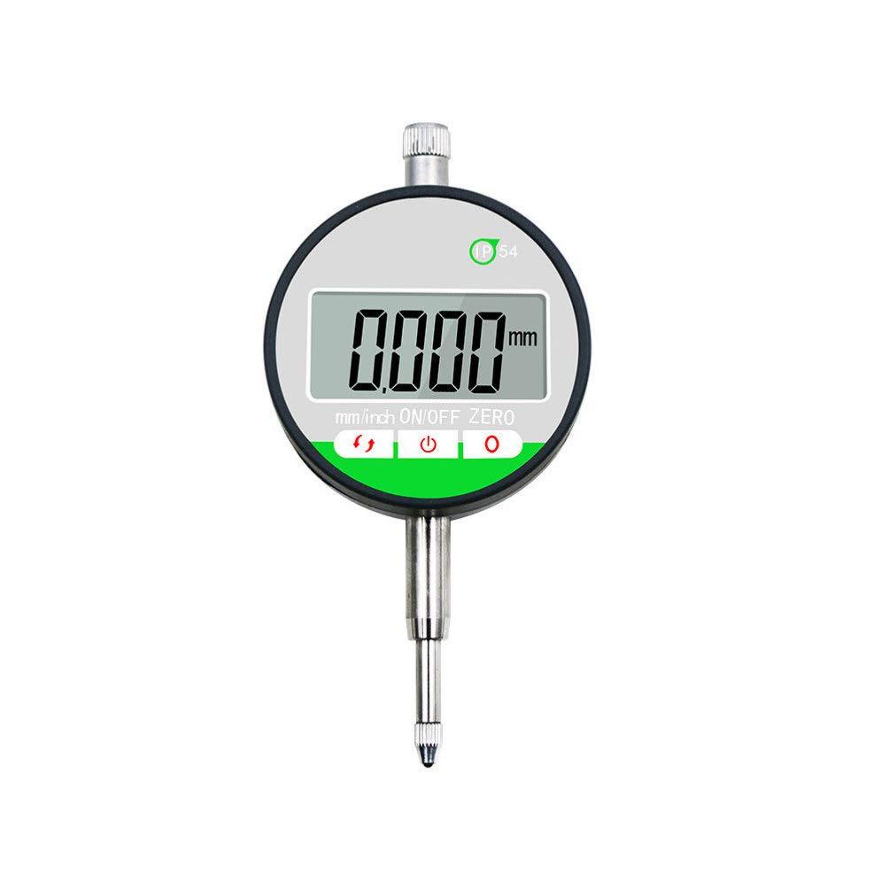 Super sale ULTECHNOVO Dial Max 44% OFF Test Indicator Mechanical Gauge Ran Digital