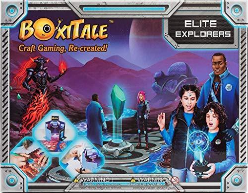 LAST LEVEL- Boxitale Exploradores Castellano e Ingles. Elite Explorers Spanish and English, Multicolor (1)