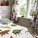 Dinosaur Roaring Curtains 72s