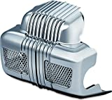 Kuryakyn 7677 Motorcycle Accent Accessory: Coolant Pump Cover for 2014-16 Harley-Davidson Motorcycles, Chrome