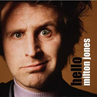 Hello Milton Jones cover art