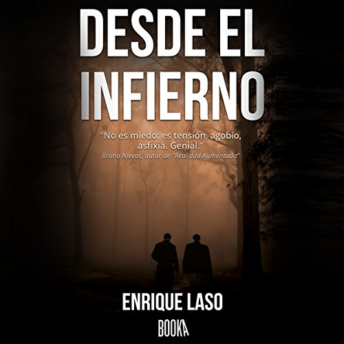 Desde el Infierno [From Hell] audiobook cover art