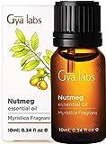 Aceite esencial de nuez moscada - Un toque calmante de sueño sereno (10 ml) - Aceite de n...