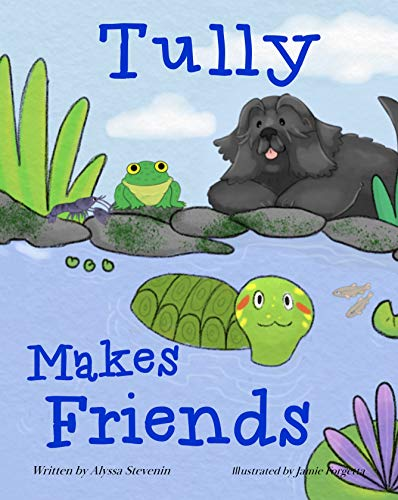 Tully Makes Friends (English Edition)