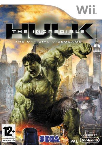 The Incredible Hulk (Wii) [Importación Inglesa]
