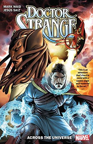 Doctor Strange by Mark Waid Vol. 1: Across The Universe (Doctor Strange (2018-2019))
