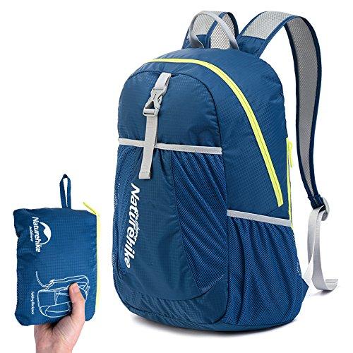 sac à dos d'escalade de plein air Hommes 22L Bleu