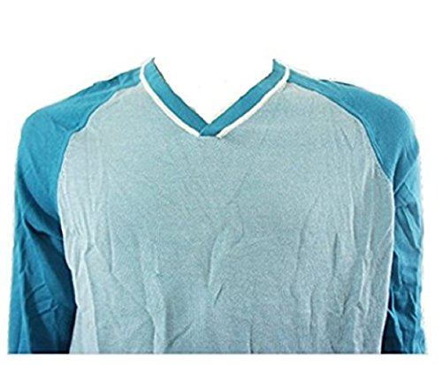 Ted Baker - Pull - - Uni Homme Bleu Teal Blue