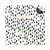 Tallon White with Black Spots 6x4 Photo Album Memo Slip in Holds 200 Photos