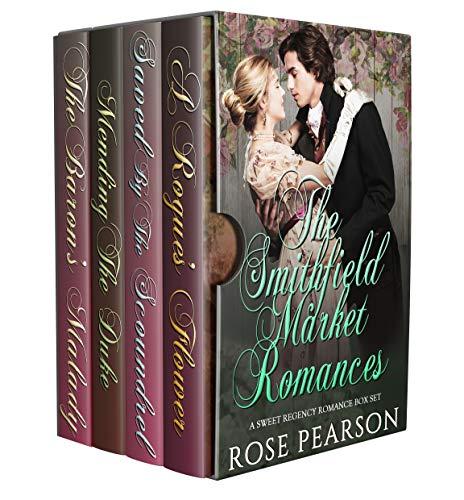 The Smithfield Market Romances: A Sweet Regency Romance Boxset