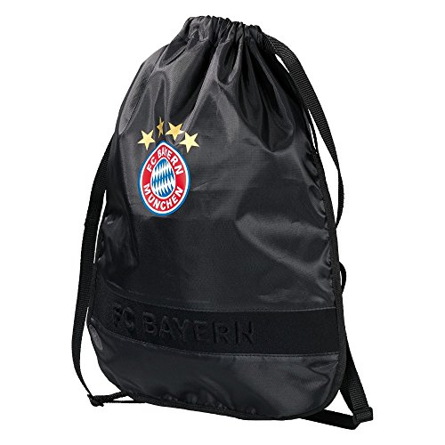 FC Bayern Múnich–Bolsa de deporte negro, schwraz