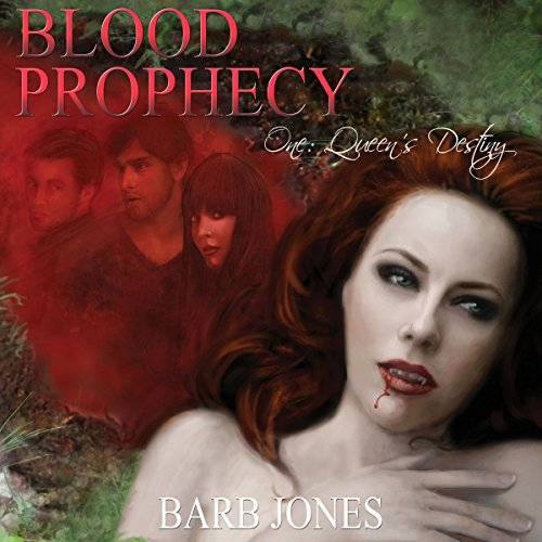 Queen's Destiny     Blood Prophecy, Volume 1              By:                                                                                                                                 Barb Jones                               Narrated by:                                                                                                                                 Gwenn Dawson                      Length: 7 hrs and 30 mins     Not rated yet     Overall 0.0