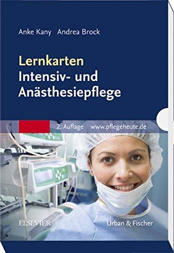 Lernkarten Intensiv- und Anästhesiepflege