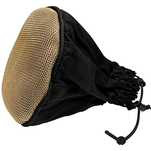 SuiteMade-ION MESH Hairdryer DIFFUSER SOCK for Wavy Hair