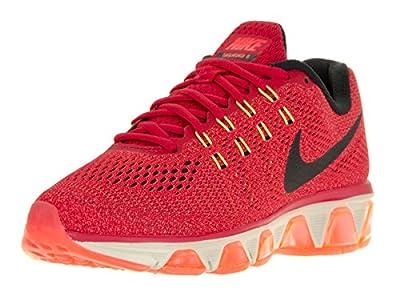 Nike Womens Air Max Tailwind 8 Unvrsty Red/Blk/Hypr Orng/Vlt Running Shoe 10 Women US