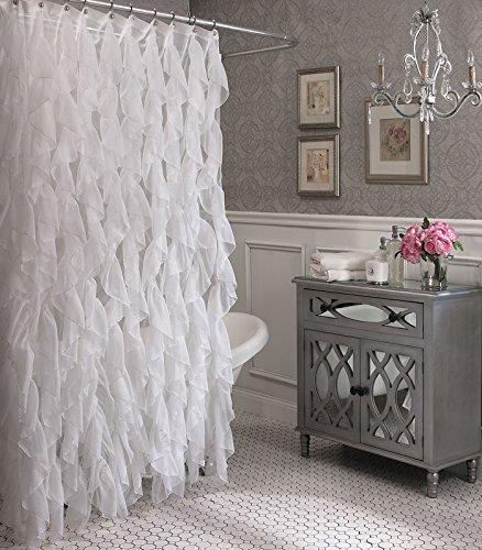 fancy shower curtains amazon com rh amazon com  fancy bathroom shower curtains