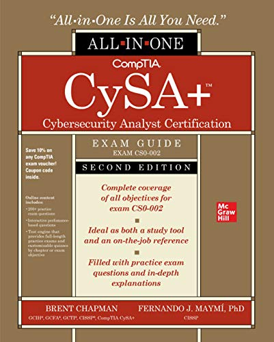 CompTIA CySA+ Cybersecurity Analyst Certification All-in-One Exam Guide, Second Edition (Exam CS0-002) (English Edition)
