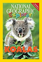 Explorer Books (Pathfinder Spanish Science: Animals): Koalas 1st edition by National Geographic Learning (2013) Paperback