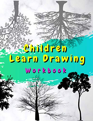 Children Learn Drawing - Workbook: Sketchbook for Drawing, Painting, Writing, Scribble, for Children, Parents and Grandparents, size 8.5 x 11 inches. ... (graph paper) (Creative Children Tools)
