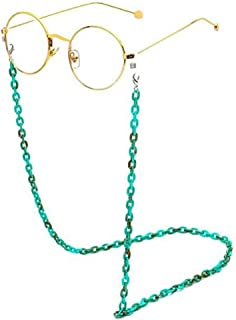 Special Glass Beaded Chain Necklace, Sunglasses Holders Strap Around Neck, Eyeglass Chains For Women,By Darlinghug