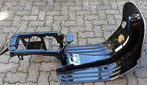 LML STAR 151 cc 4T – kleur: zwart metaal – nieuw met ladder.