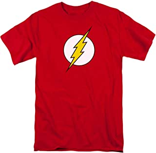 The Flash Logo T Shirt and Stickers