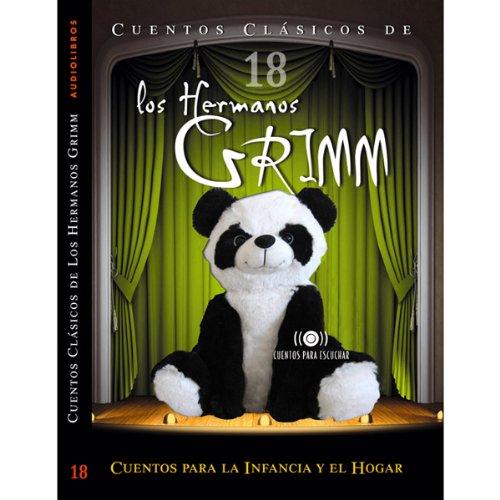 Cuentos XVIII [Stories XVIII] audiobook cover art
