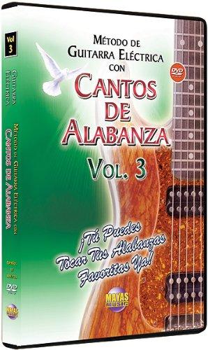Metodo Con Cantos Alabanza: Guitarra Electrica 3 [USA] [DVD]