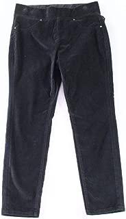 JAG Jeans Women's Leggings Black US Size Large PL Petite Titanium Marla