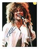 Tina Turner Signiert Autogramme 21cm x 29.7cm Plakat Foto