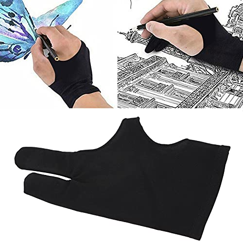 de Pintura, de Dibujo Flexibles Antideslizantes para diseño Profesional para Uso General para Uso Profesional para Tableta gráfica para Pantalla Plana(XS)