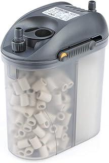 EDEN Filtr zewnętrzny – oszczędzający miejsce system filtrujący do filtrowania, czyszczenia i przygotowania akwariów do mo...