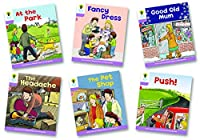 STAGE 1+ PATTERNED PACK (Oxford Reading Tree)