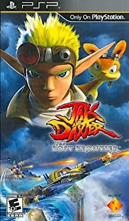 JAK AND DAXTER:LOST FRONTIER