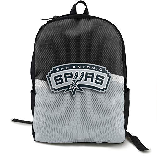 GEHIYPA San Antonio Rucksack Für Erwachsene Einfache Und Großzügige Rucksäcke Reisetasche Hohe Kapazität Freizeit Und Komfort One Size