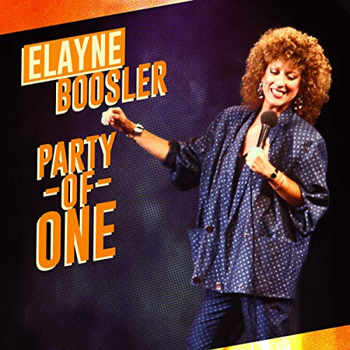 Elayne Boosler: Party of One cover art