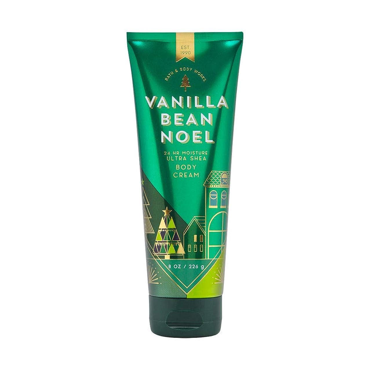 遅らせる誇張するフィラデルフィアバス&ボディワークス バニラビーンノエル ボディクリーム Vanilla Bean Noel Body Cream