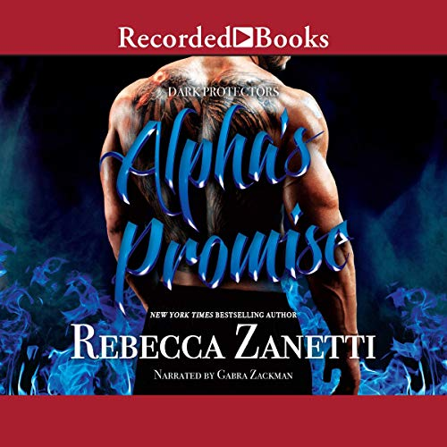 Alpha's Promise audiobook cover art