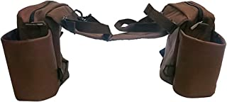 Any-Season-Store Donkey Saddle Bags with Pockets and Zipper Very Nice Looking and Material