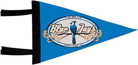 Personalized Pennant Flag- MADE WITH YOUR DESIGN (SBL051)