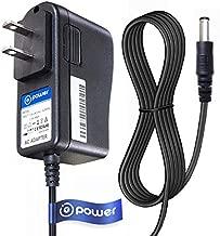 T POWER Ac Adapter Compatible with Sole E25 E35 E55 E75 E95 Elliptical Power 2006-2010 pn: 000137 E060717 SOLRP0106 SOLRP0106A SOLRP0106B 1.5AMPS Sole E75 E95 SOLRP0055 SOLRP0055A 000138 Power Supply