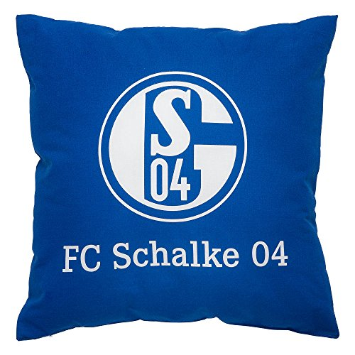 FC Schalke 04 Kissen Signet