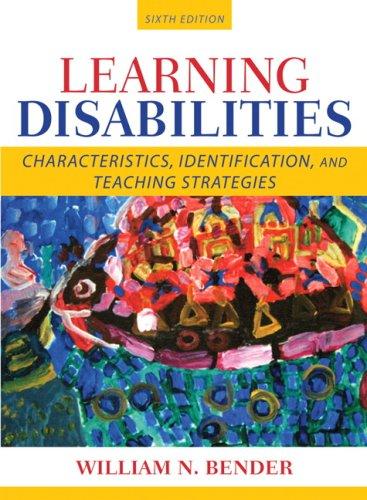 Learning Disabilities: Characteristics, Identification,...