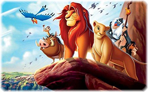 Der König der Löwen 1 + 2 + 3 Collection [3er Blu-ray-Set] Keine Box