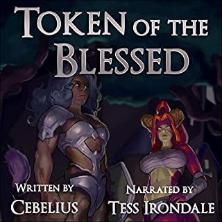 Token of the Blessed cover art