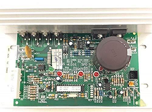 Icon Health & Fitness, Inc. Lower Motor Control Board Controller MC-2000H 173377 Works W HealthRider NordicTrack Treadmill