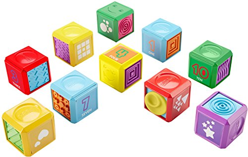 Fisher-Price Laugh & Learn First Words Number Blocks