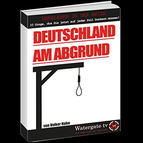 Deutschland am Abgrund Titelbild