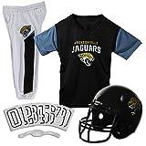 Franklin Sports NFL Jacksonville Jaguars Deluxe Ensemble Uniforme pour Enfant Taille S