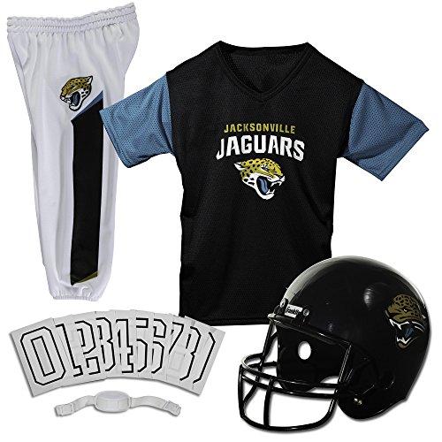 Franklin Sports NFL Jacksonville Jaguars Deluxe Jugenduniform-Set, klein
